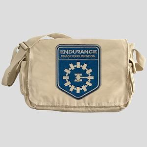 Endurance Interstellar Mission Messenger Bag