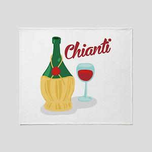 Chianti Throw Blanket