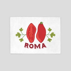 Roma 5'x7'Area Rug