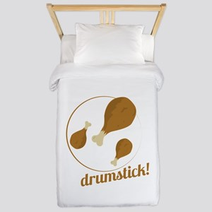 Drumstick! Twin Duvet