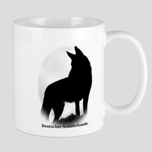 Black Shepherd Mugs