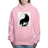 German shepherd dog Hooded Sweatshirt