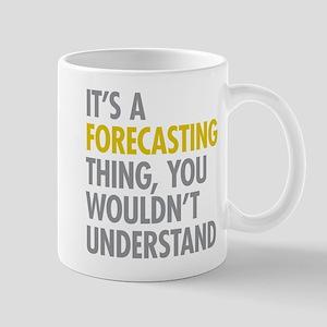 Its A Forecasting Thing Mug