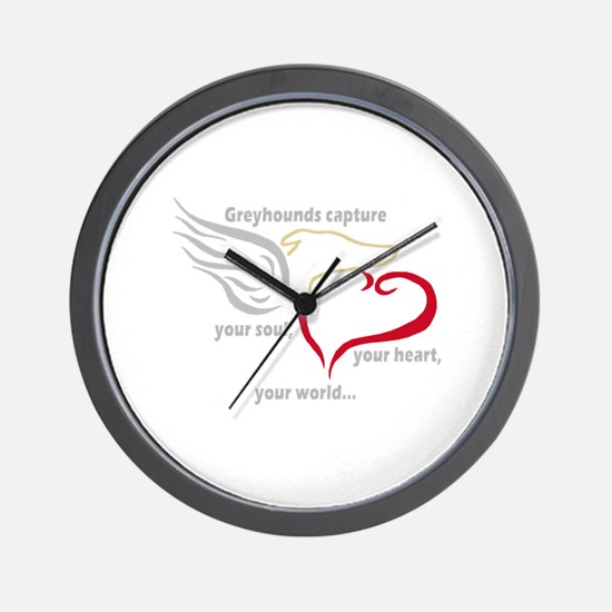 SOUL, HEART AND WORLD CLOCK