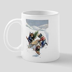 READY FOR CHRISTMAS Mug