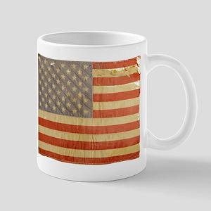 Vintage Flag Mugs