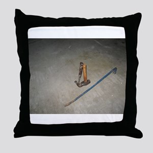The Demolitionist Throw Pillow