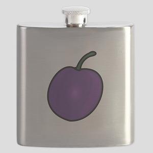 Plum Flask