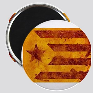 The Estelada - Catalan independentist flag bandera