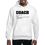 Coach Definition Hooded Sweatshirt