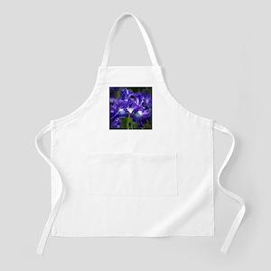 iris garden Light Apron
