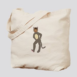 Cat Suit Tote Bag