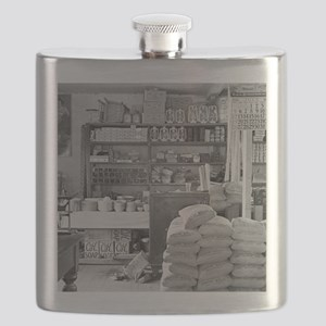 Country General Store, 1936 Flask