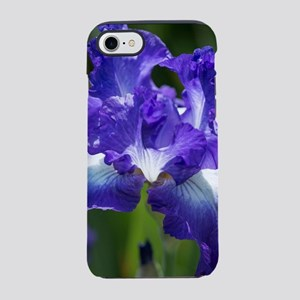 iris garden iPhone 7 Tough Case