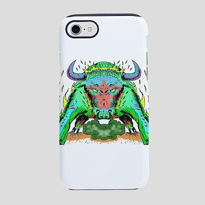 Warrior Bull 2 iPhone 7 Tough Case