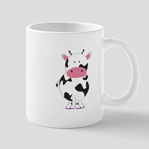 Counrty Cow Mugs