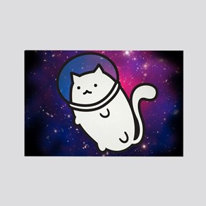 Fat Cat in Space Magnets