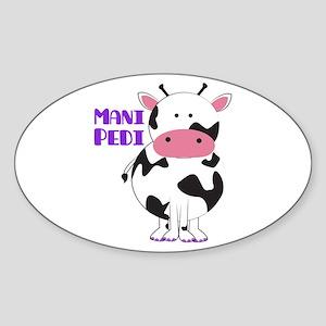 Mani Pedi Sticker