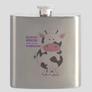 Pampering Flask