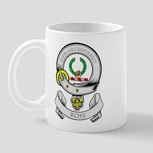 ROSS 1 Coat of Arms Mug