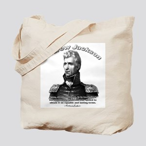 Andrew Jackson 01 Tote Bag