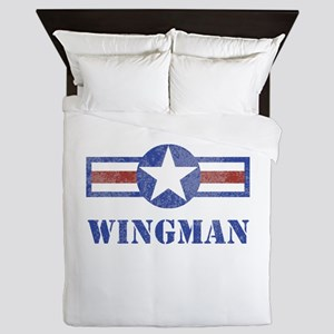 Wingman Queen Duvet