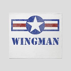 Wingman Throw Blanket