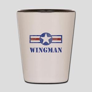 Wingman Shot Glass