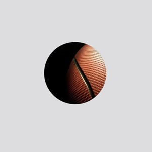 Basketball Mini Button