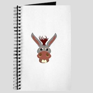Donkey Face Journal
