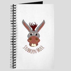 Stubborn Mule Journal