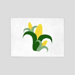Fresh Corn 5'x7'Area Rug
