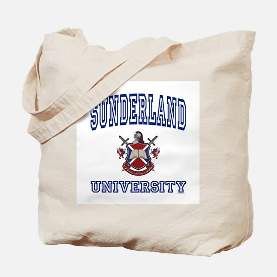 SUNDERLAND University Tote Bag