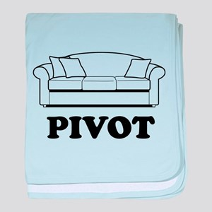 Pivot Couch baby blanket