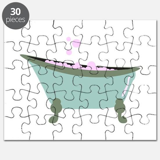 Bubble Bath Puzzle