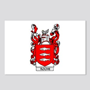 ROCHE Coat of Arms Postcards (Package of 8)