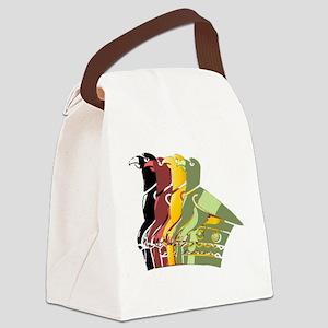 Great Zimbabwe 4 Canvas Lunch Bag