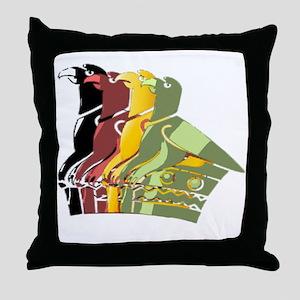 Great Zimbabwe 4 Throw Pillow