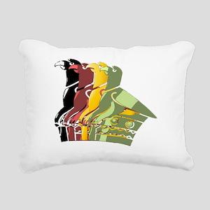 Great Zimbabwe 4 Rectangular Canvas Pillow