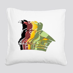 Great Zimbabwe 4 Square Canvas Pillow