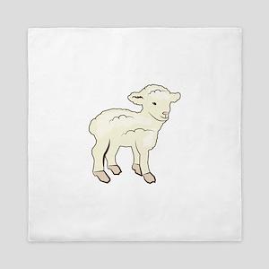 Little Lamb Queen Duvet