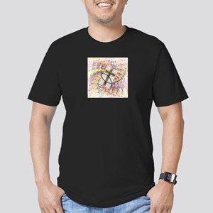 The Cross and the Fish. T-Shirt
