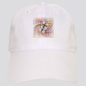 The Cross and the Fish. Baseball Cap