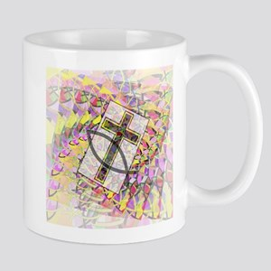 The Cross and the Fish. Mugs