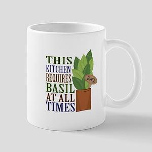 Requires Basil Mugs