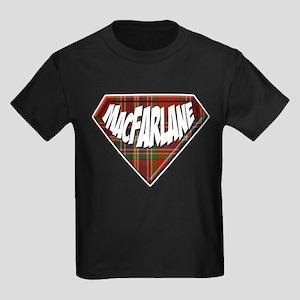 MacFarlane Superhero Kids Dark T-Shirt