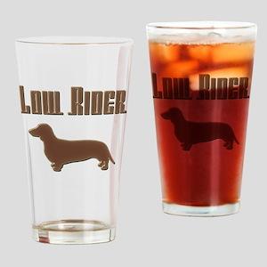 Low Rider Drinking Glass