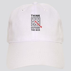 586c7211c2c Think Outside The Box Baseball Cap
