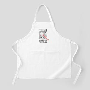 Think Outside The Box Apron