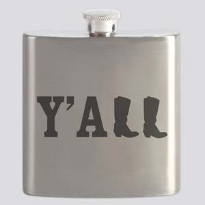 Y'ALL Flask